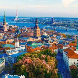Baltik Lkeler Estonya Letonya L Tvanya