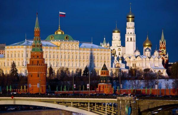 Moskova St Petersburg